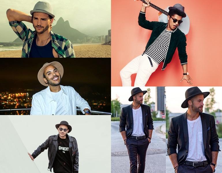 Homens de 30  como usar bonés e chapéus sem errar no look! - Blog ... a2f3e62e40a