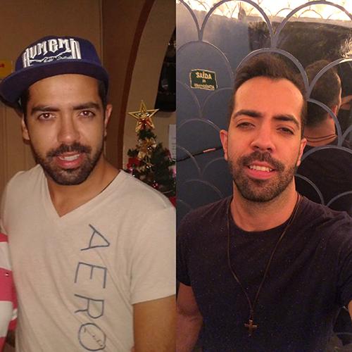Motivação de um homem de 30. O antes e depois